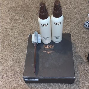 Ugg cleaner set